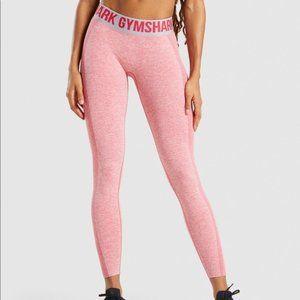 NWT Gymshark FLEX LOW RISE LEGGINGS Raspberry Med